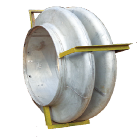 fabricated bellows