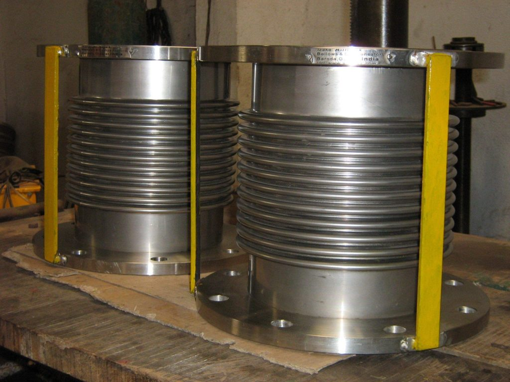 On site Metallic Expansion Bellows Assembly Contractor