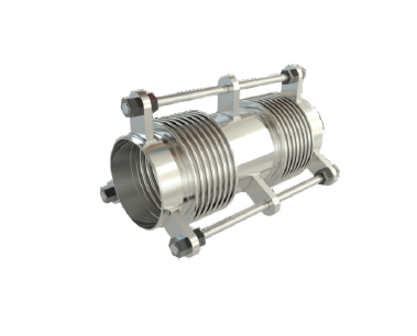 double gimbal expansion joint